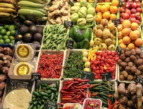 La fruta y la verdura reducen el riesgo de endometriosis