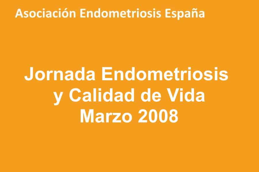 Jornada Endometriosis y Calidad de Vida. Hospital Clinic