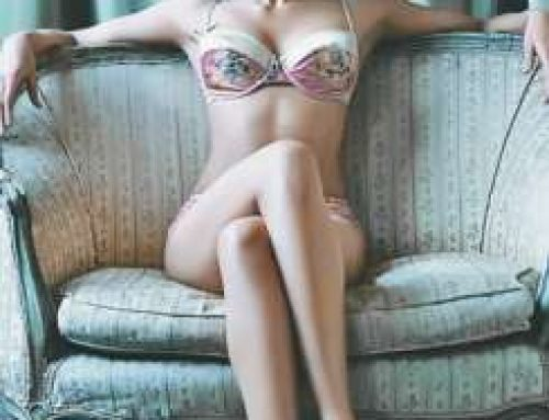 La joven modelo Padma Lakshmi padece endometriosis
