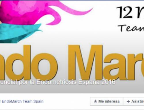 La Marcha Mundial por la Endometriosis España 2016