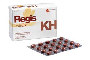 REGIS KH AntiOx. Suplemento alimenticio antioxidante