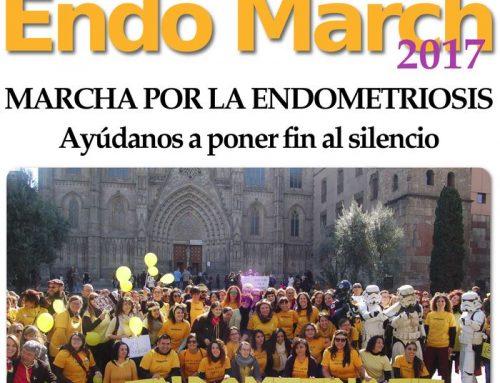 Endomarch 2017 en Barcelona