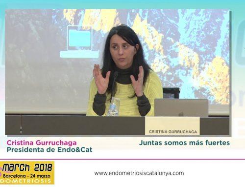 Fallece Cristina Gurruchaga, la presidente de EndoCat
